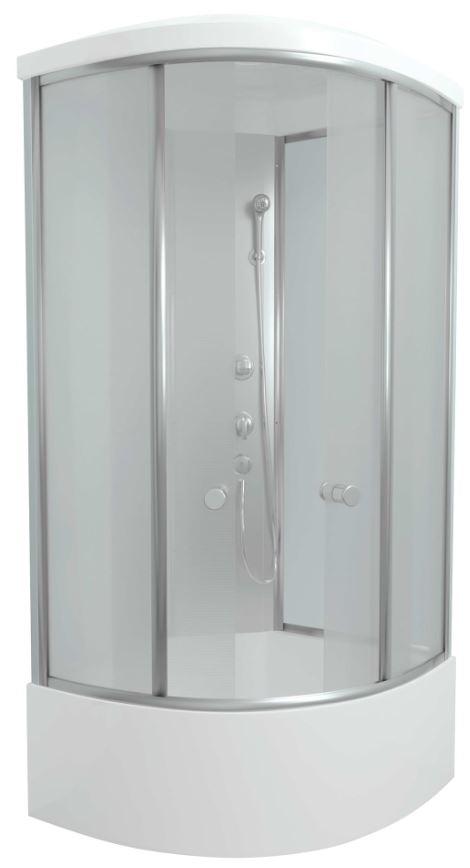 Гидробокс Q-TAP 80x80 см на глубоком поддоне SB8080.2 SAT Q-tap: купить, цена, отзывы, описание в интернет-магазине ЛюксАква